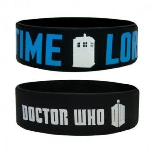 Dr Who - Rubber Wristband